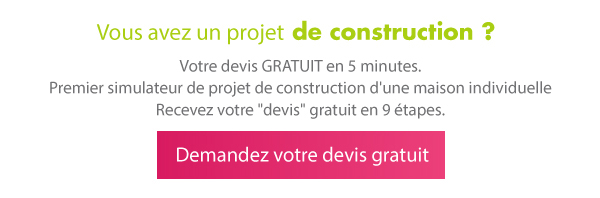 Construction de maison contemporaine